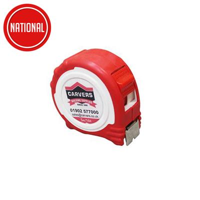 TAPE MEASURE 5M/16FT ADVENT OWN BRAND ATM4-5025