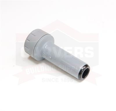 POLYPIPE POLYPLUMB 15MMX10MM SOCKET REDUCER PB1815