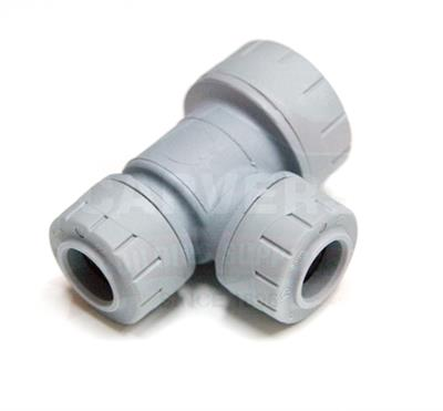POLYPIPE POLYPLUMB 22MMX3/4IN TANK CONNECTOR PB3822