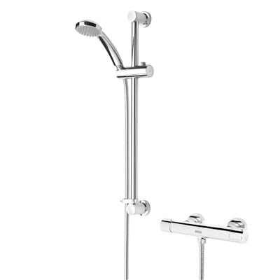 BRISTAN FRENZY THERMOSTATIC BAR SHOWER C/W KIT & FAST FIT CONN