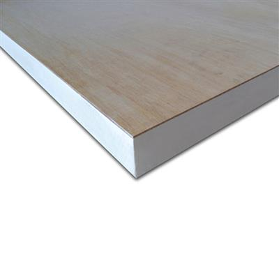 INSULATION PLYWOOD LAMINATE DECK BOARD 131MM  X 2400 X 1200MM