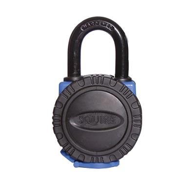 HENRY SQUIRE ALL TERRAIN 40MM PADLOCK C/W BODY COVER ATL4