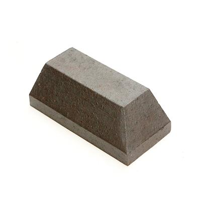 SPECIAL BRICK PLINTH EXTERNAL RETURN RIGHT HAND BLUE PL7.2 (STOCKED IN SHOP)