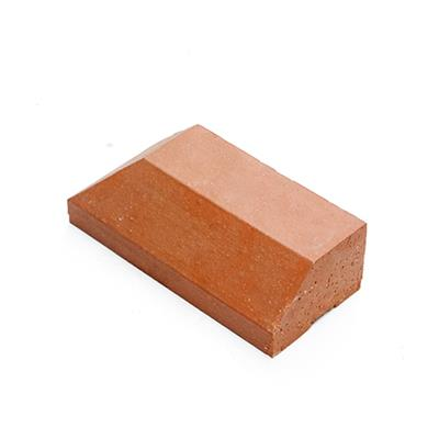 SPECIAL BRICK PLINTH EXTERNAL RETURN LEFT HAND RED PL7.2 (STOCKED IN SHOP)