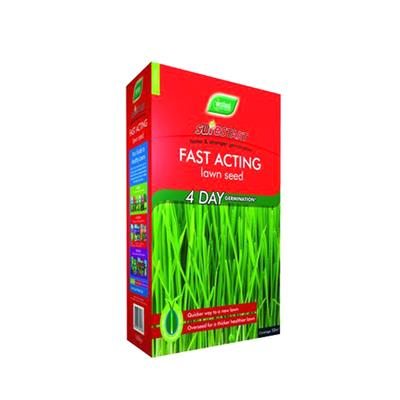 LAWN SEED 4 DAY FAST ACTING 30M2 1KG SURE START 20500187