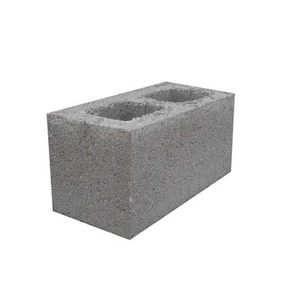 BLOCK CONCRETE HOLLOW 200MM 7N (40 PER PACK, 8 PER LAYER)