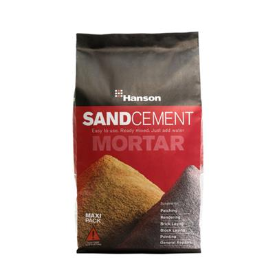 HANSON SAND AND CEMENT BRICK MORTAR 5KG HSSCM0R5