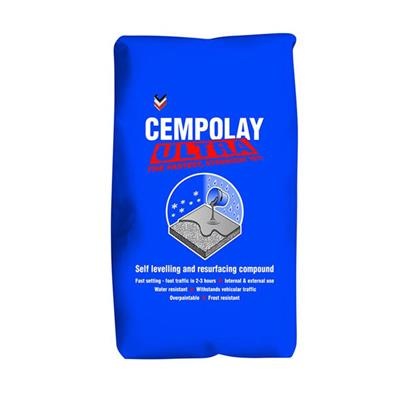 FLOOR SELF LEVELLING AND RESURFACING COMPOUND 25KG CAN BE USED EXTERNALY SIKA 131