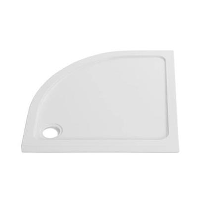 SHOWER TRAY 900X900X45MM QUADRANT C/W 90MM FAST FLOW WASTE KRQ0909L LOW PROFILE
