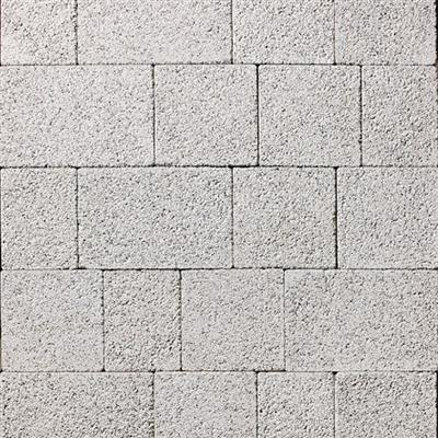TEXTURED PAVING 3 SIZE PK 50MM SILVER GRANITE SOLD PER PACK 11.52M2 NEWGRANGE