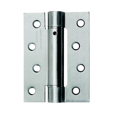 "HINGE ADJUSTABLE SINGLE ACTION 4"" SCP EN1634 FIRE RATED 3 HINGE PACK DH000468"
