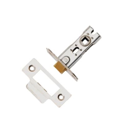 TUBULAR MORTICE LATCH 63MM SSS (BOLT THROUGH) DH002156 DALE HARDWARE