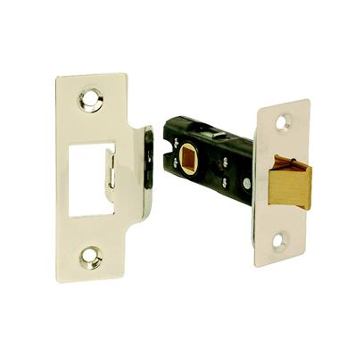 TUBULAR MORTICE LATCH PSS 76MM CE (BOLT THROUGH) DH002168 DALE HARDWARE