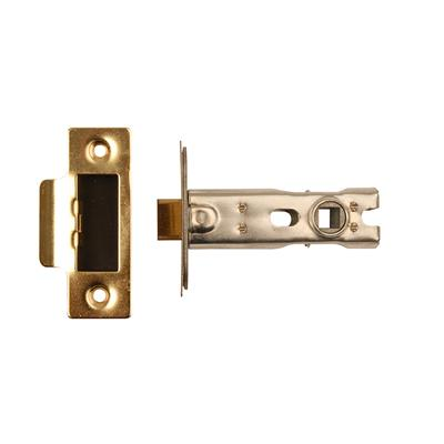 TUBULAR MORTICE LATCH PB 76MM (BOLT THROUGH) DH002169 DALE HARDWARE