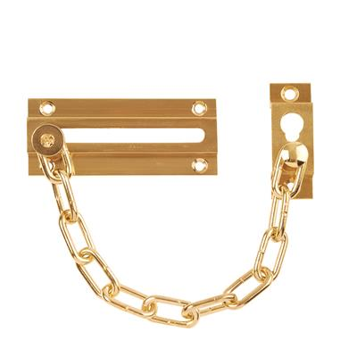 DOOR CHAIN BRASS DH005310 DALE HARDWARE