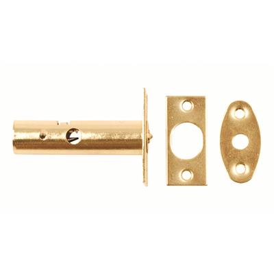 DOOR BOLT ONLY 60MM BRASS DH005315B DALE HARDWARE