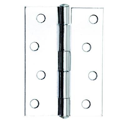 BUTT HINGE 102MM 1838 POLISHED CHROME PLATED DH006129 DALE
