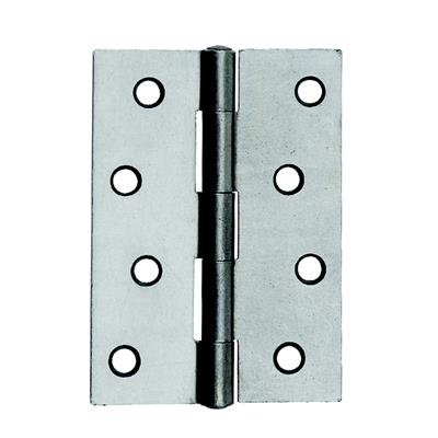 BUTT HINGE 102MM 1838 ZINC PLATED DH006137 DALE HARDWARE