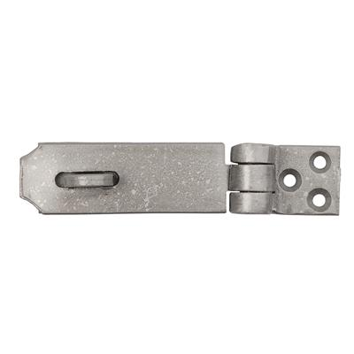 HASP & STAPLE SAFETY 114MM ZP DH006206 DALE HARDWARE