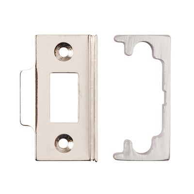 REBATE COMPONENT FRO MORTICE LATCH 13MM NICKEL PLATED DH007020 DALE HARDWARE