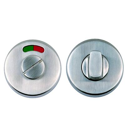 BATH TURN RELEASE SATIN STAINLESS STEEL TO SUIT SSS FURNITURE (X1) PP REF DH053712