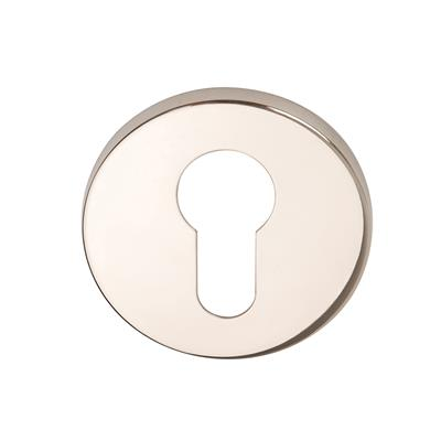 ESCUTCHEON EURO PSS/SSS TO SUIT PSS/SSS FUNITURE (X1) PP REF DH053723 DALE HARDWARE