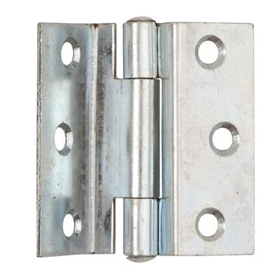 STORMPROOF HINGE 63MM (X2) ZINC PLATED DALEPAX REF DX40536 DALE HARDWARE
