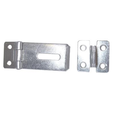 HASP & STAPLE SAFETY 75MM DALEPAX REF DX40550 DALE HARDWARE