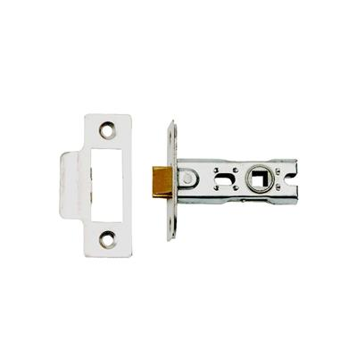 MORTICE LATCH 76MM FLAT SSS REF FB129 DALE HARDWARE
