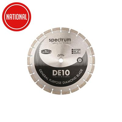 DIAMOND BLADE 230MM GENERAL PURPOSE REF DE10-230/22