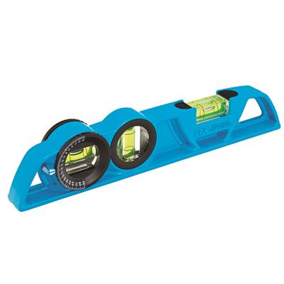 TORPEDO LEVEL 250MM TRADE REF OX-T027625 OX GROUP
