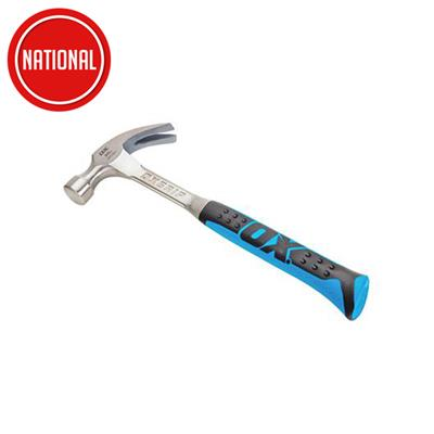 CLAW HAMMER  20OZ REF OX-P080120 OX GROUP PRO