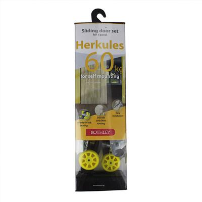 HERKULES 60 DOOR GEAR SET (NO TRACK) ROTHLEY SD/HS60GR