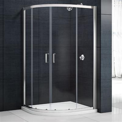 MERLYN 900MM QUADRANT SHOWER ENCLOSURE MB2Q900