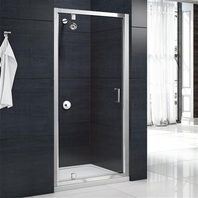 MERLYN 800MM SHOWER PIVOT DOOR MBP800