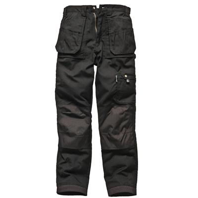 TROUSERS SHORT KHAKI/BLACK SIZE 32 REF WD4930 DICKIES DISCONTINUED