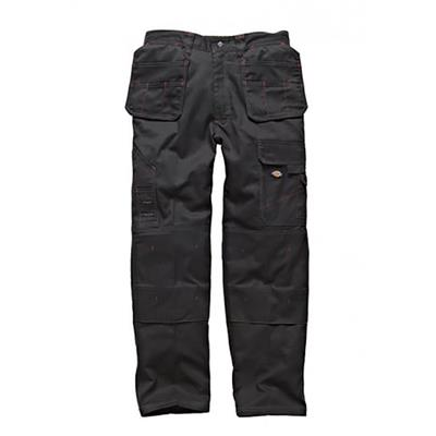 TROUSERS SHORT BLACK SIZE 36 REDHAWK PRO DICKIES