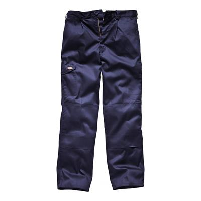 TROUSERS SHORT NAVY SIZE 38 REF WD884 DICKIES SUPER REDHAWK DISCONTINUED