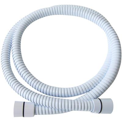 SHOWER HOSE 1.25M PVC CROYDEX WHITE REF AM168622