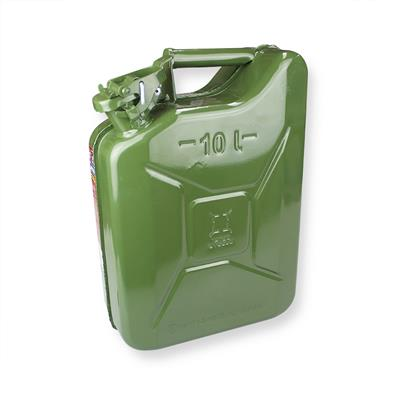 JERRY CAN METAL 10L GREEN FAIUJERRY10