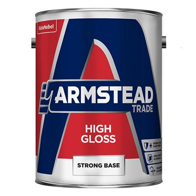 ARMSTEAD PAINT TRADE HIGH GLOSS STRONG BASE 5L