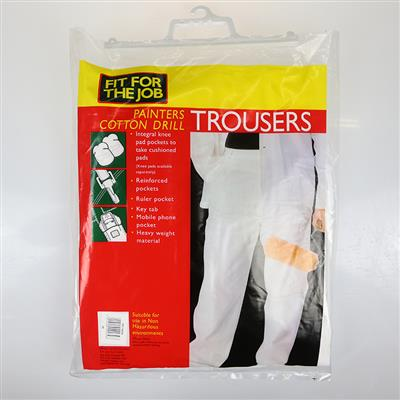 "PAINTERS TROUSERS WAIST 30"" RODO"