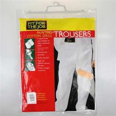 "PAINTERS TROUSERS WAIST 36"" RODO"