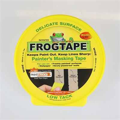 FROGTAPE MASKING TAPE MULTI SURFACE 36MM