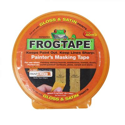 FROGTAPE MASKING TAPE GLOSS & SATIN 36MM