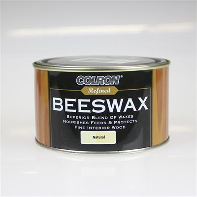 COLRON REFINED BEESWAX CLEAR 400G