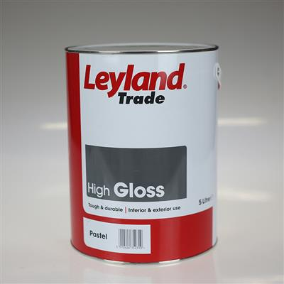 LEYLAND PAINT HIGH GLOSS PAS TEL 2010 5.00 LTR