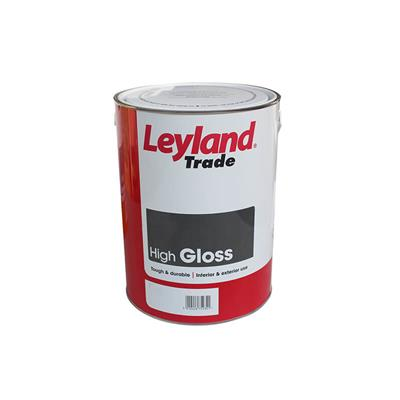 LEYLAND PAINT HIGH GLOSS MED IUM 2010 2.31 LTR