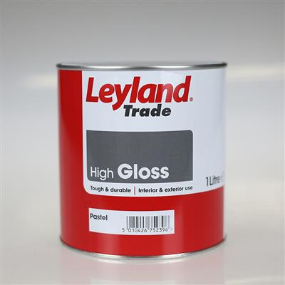 LEYLAND PAINT HIGH GLOSS PAS TEL 2010 1.00 LTR