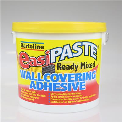 BARTOLINE WALLPAPER ADHESIVE READY MIXED 5KG